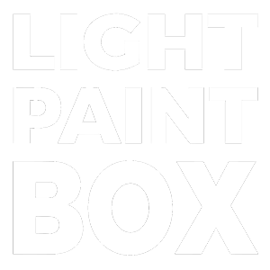 Light Painting Logo